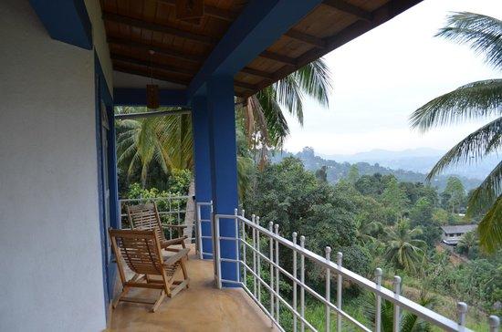 The Change Hotel: Panorama dalla camera