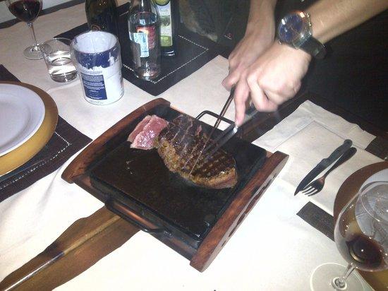 Trattoria La Fricca : carne