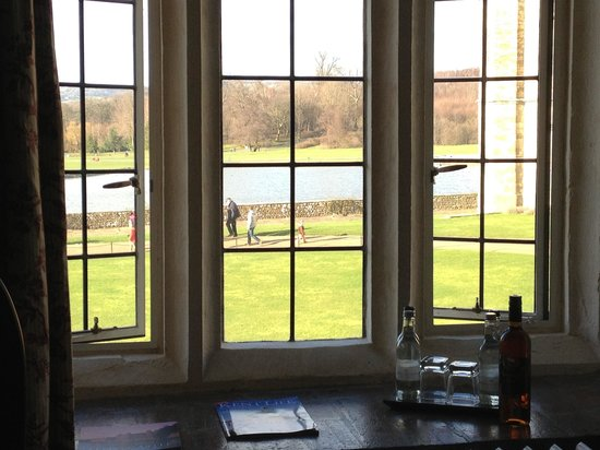 Maidens Tower B&B: Maiden's Castle room view