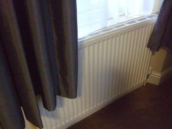 Lidos Hotel : Heating