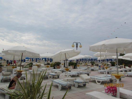 Park Hotel Brasilia: Пляж