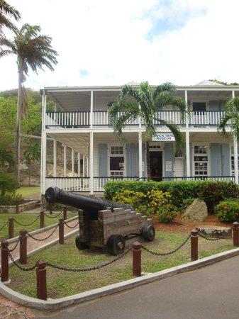 Nelson's Dockyard : The Museum