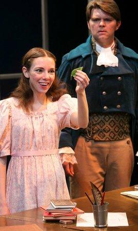 "The Rogue Theatre : ""Arcadia"" 2014"