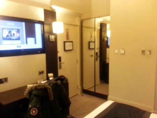 Rydges Kensington London: Standardroom