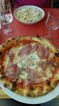 Il Parasole : Pizza du chef