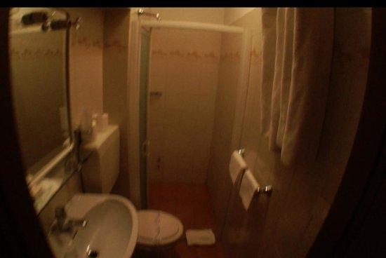 Hotel La Gioconda : banheiro