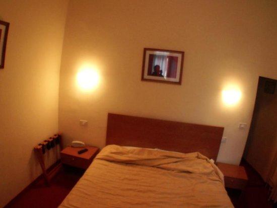 Hotel La Gioconda : cama
