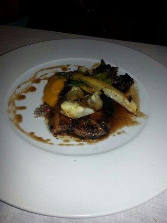 Alambi Restaurant: Rabo de toro. ¡Exquisito!