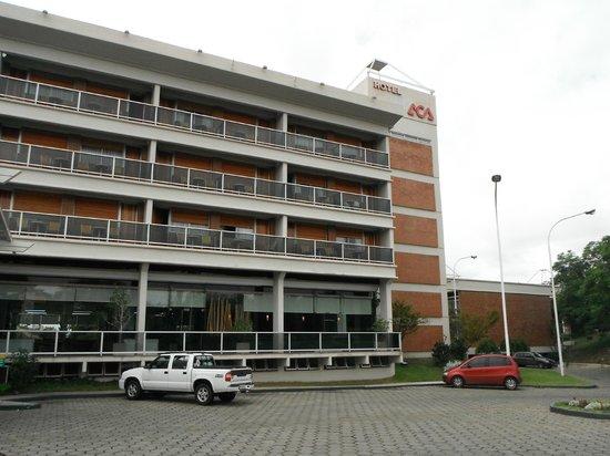 Hotel Dr. César C. Carman: Foto Hotel ACA Cordoba