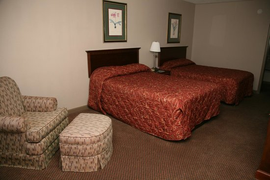 Mountain Inn: Double Bed Room
