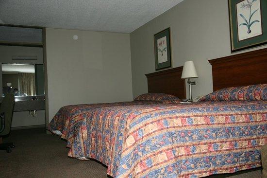 Mountain Inn: 2 Double Bed