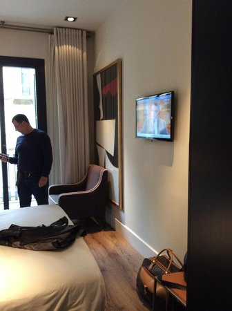 Hotel Pulitzer : room218