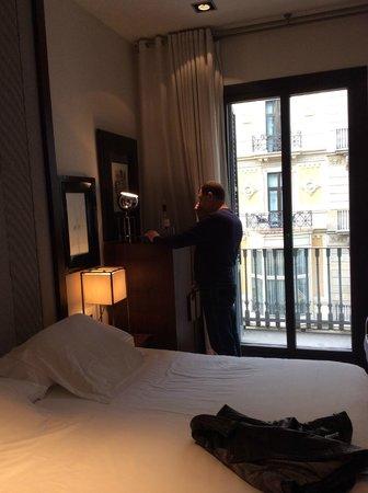 Hotel Pulitzer: room 218