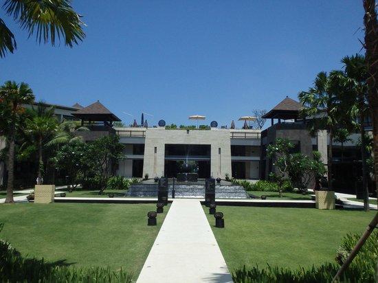 Pullman Bali Legian Nirwana: Grounds