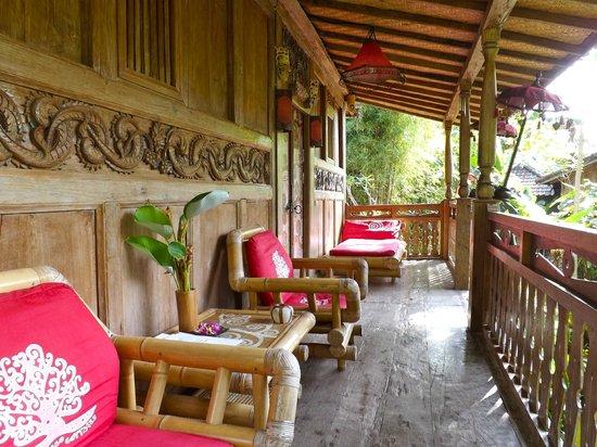 Swasti Eco Cottages : Bungalow