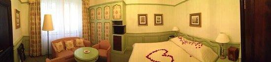 Hotel Konig Von Ungarn : Room 108