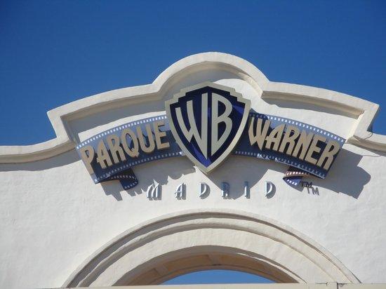 Parque Warner: WB