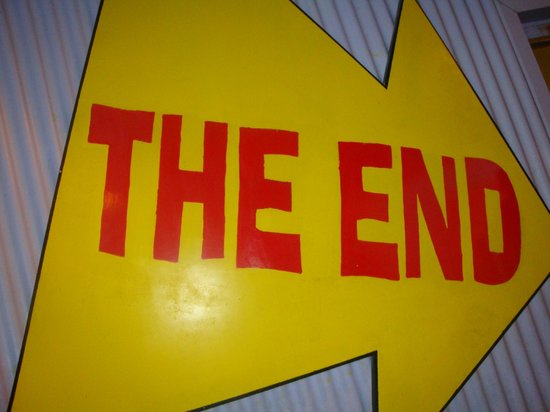 Parque Warner: The end