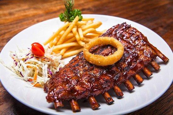 Warong Wahaha: WAHAHA Pork Ribs