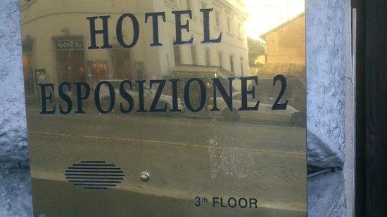 Hotel Esposizione Roma: Hotel