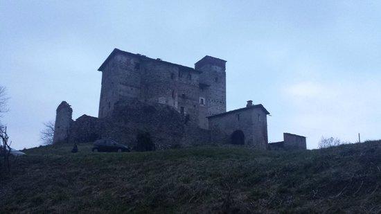 Agriturismo Castello di Bagnolo : Il maniero medioevale