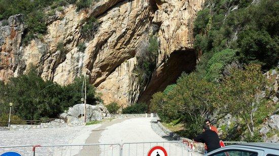 Domusnovas, Italia: Ingresso grotte