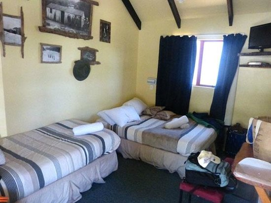 Glow Worm Accommodation : Double Room, free wifi