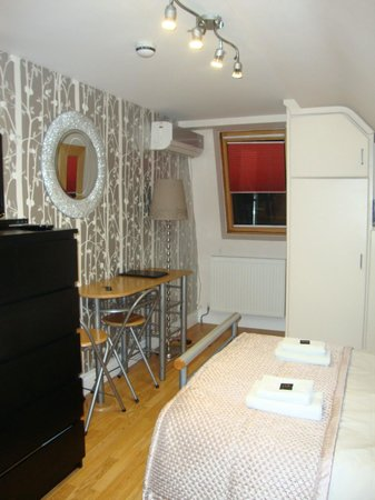 Aviva Studio Apartments: L'appartamento