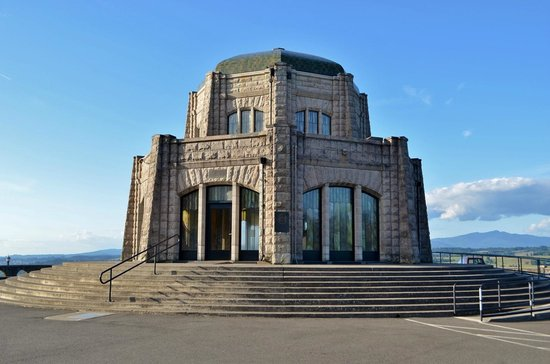 Crown Point State Park: Vista House
