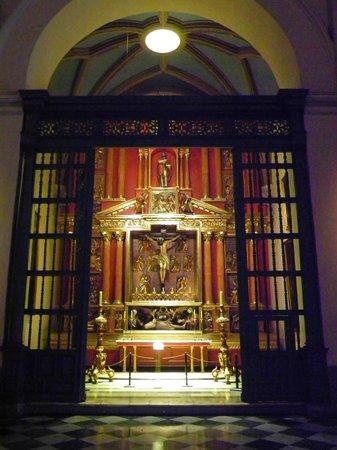 Iglesia y Santuario de Santa Rosa de Lima: 1