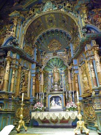 Iglesia y Santuario de Santa Rosa de Lima: 3