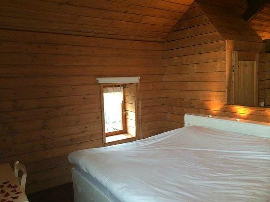 La Grange de Saint Hilaire : chambre n°5