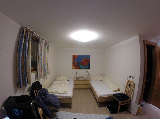 Haus Monika: Double Room