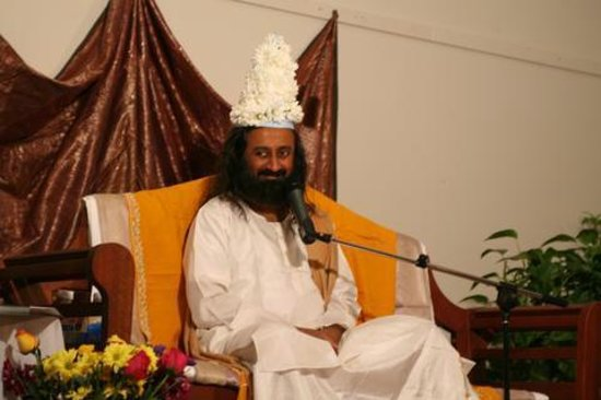 Art of Living International Center: Our dear Guruji