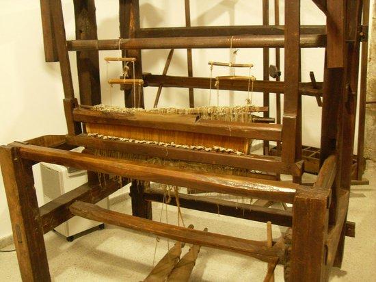 Museo do Pobo Galego: loom