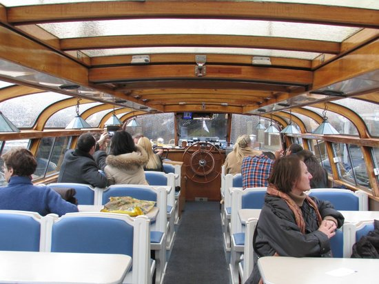Canal Tours Amsterdam: From the inside