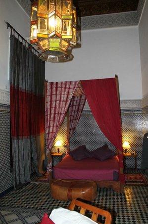 Riad Al Bartal: suite piano terra