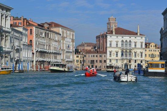 Hotel Torino: Grand Canal