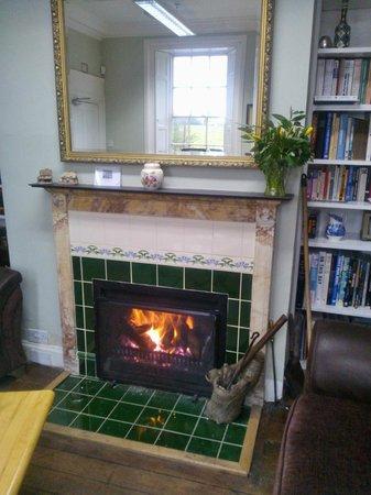 Morley Retreat Tea Rooms: Warm welcome