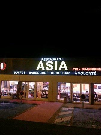 Asia Restaurant : restaurant Asia