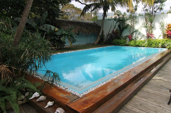 Hotel Piratas del Caribe: Beautiful Pool to relax