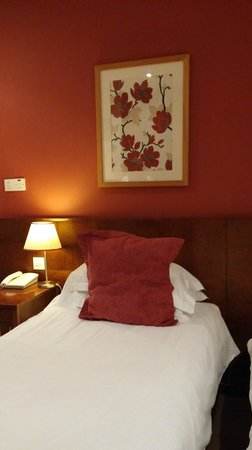The Lodge at Meyrick Park: comfy bed