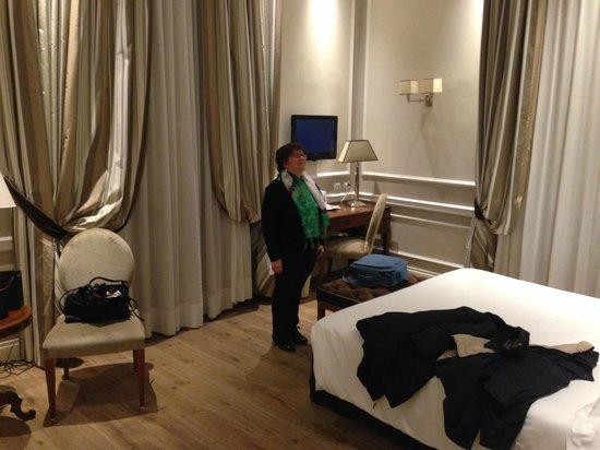 Calzaiuoli Hotel: camera