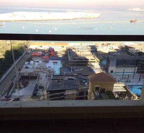 Amwaj Rotana: Room View