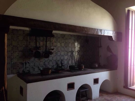 Museo de Casa Blanca : The Kitchen