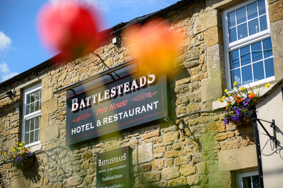 Battlesteads Hotel: external