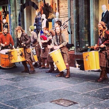 Buchanan Street : They are great