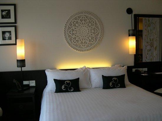 Mövenpick Asara Resort & Spa Hua Hin : ベッドルーム