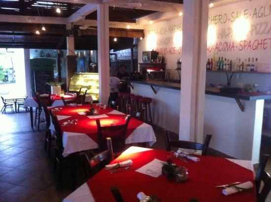 La Rustica Cucina Italiana : nice atmosphere