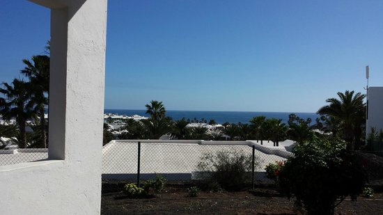 Costa Sal Villas and Suites : View from room 317